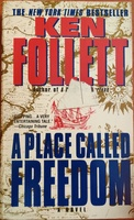 Used A Place Called Freedom by Ken Follett in Dubai, UAE
