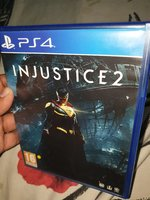 Used Injustice 2- PS 4 in Dubai, UAE