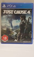 Used Just Cause 4 PS4 PlayStation Game in Dubai, UAE