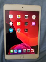 Used I pad mini 4, with cellular 4g support in Dubai, UAE