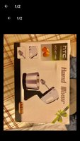 Used HTC Hand Mixer New Box Pack Atom... in Dubai, UAE