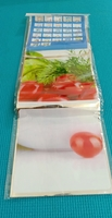 Used Kitchen wall stickers - 2 nos in Dubai, UAE
