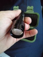 Used Mini Flashlight charging by usb in Dubai, UAE