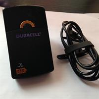 duracell dual usb power bank 1800mah
