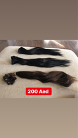 Used Hair extantion (natural human hair) in Dubai, UAE