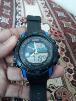 SKMEI 1428 SPORTS DUAL TIME WATCH