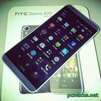 Used HTC Desire 820 With Dot View Case in Dubai, UAE