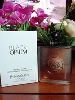 Used Black opium ysl floral shock edp 90ml in Dubai, UAE