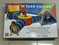 Used Hide N Seek Combo for children  in Dubai, UAE