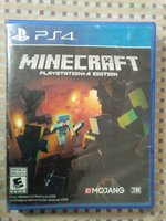 Used MINECRAFT PS4 GAME in Dubai, UAE