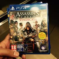 Used Assassins Creed Syndicate (One Month Old) in Dubai, UAE