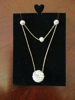 Used 18kt gold necklace and bracelet in Dubai, UAE