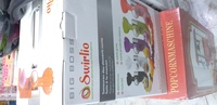 Used Swrillio ice cream maker in Dubai, UAE