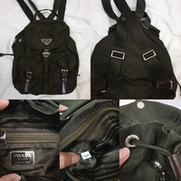 Used Authentic Prada Backpack in Dubai, UAE