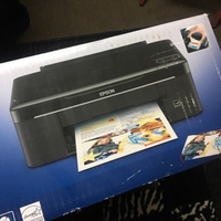 Used Epson Stylus SX130 3-in-1 printer NEW in Dubai, UAE