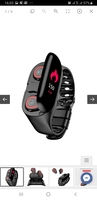 Used Health monitoring watch with bluetooth in Dubai, UAE