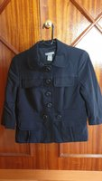 Used Anna taylor jaket navy blue size 8p in Dubai, UAE