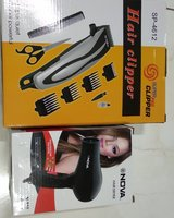 Used Hair clipper + hair dryer in Dubai, UAE