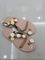 Used Sandals new size 35 in Dubai, UAE
