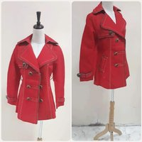 Used Red jacket for lady. in Dubai, UAE