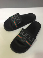 Used Gucci slippers size 42, new in Dubai, UAE