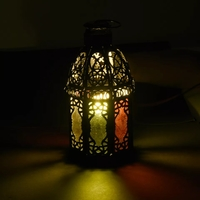 Used Lantern decoration lights for candles in Dubai, UAE