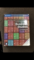 Used IGSCE BUSINESS BOOK in Dubai, UAE