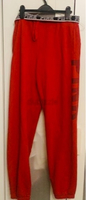 Used VS PINK - red jogging bottoms size M in Dubai, UAE
