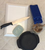 Used 7 pcs kitchen tools one price 4 all ! in Dubai, UAE