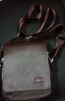 Used KANGAROO KINGDOM POUR LEATHER MEN'S BAG in Dubai, UAE