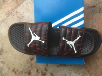 Used Brand men slipper  in Dubai, UAE