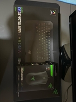 Used Razer Keyboard + Mouse (Price is fixed) in Dubai, UAE