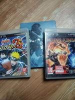 Used Ps3 STORM 2+ MORTAL KOMBAT+CALL OF DUTY in Dubai, UAE