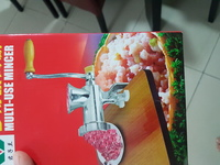 Multi use mincer for grinding the meat