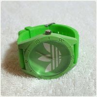 Used Green Adidas watch in Dubai, UAE
