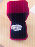 Used Astronomical Ring Silver fit to 7/8  ♏️ in Dubai, UAE