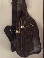 Used LV one shoulder bag, unisex,new in Dubai, UAE