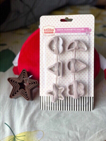 Used New cookie cutters⭐️❤️🌸made in turkey  in Dubai, UAE