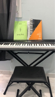 Used Keyboard set with chair and stand  in Dubai, UAE