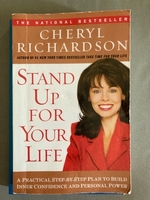 Used Stand for Your Life by Cheryl Richardson in Dubai, UAE
