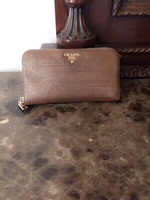 Used Prada wallet preloved authentic  in Dubai, UAE