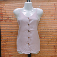 Used Pink Sleeveless Top for Ladies in Dubai, UAE