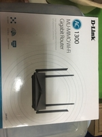 Used D link router  in Dubai, UAE