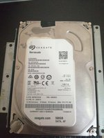 Used Seagate barracuda 500gb storage for Pc in Dubai, UAE