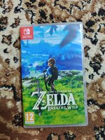 Used Zelda Breath of the Wild in Dubai, UAE