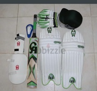 Used Cricket kit (all) CA somo for sale in Dubai, UAE