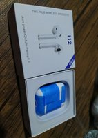 Used i12 wireless airpods. New. in Dubai, UAE