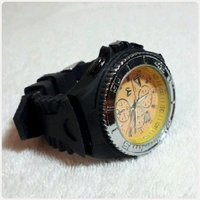 Used Black Techno Marine watch... in Dubai, UAE