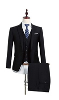 Used Men's suit 3 pieces in Dubai, UAE