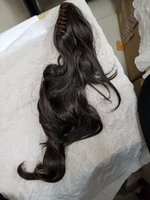 Used Quick and easy claw on curly ponytail bl in Dubai, UAE